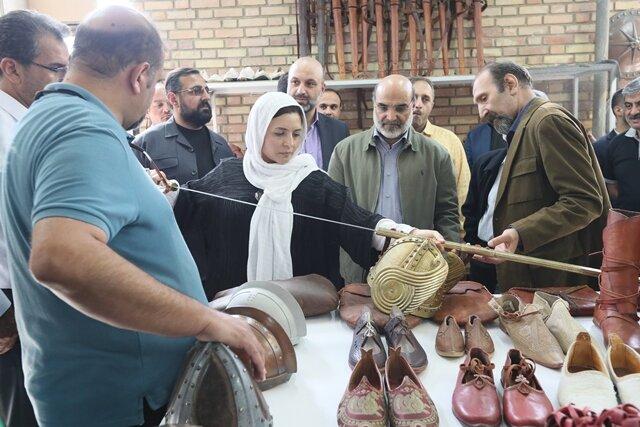 شروع فیلمبرداری مجموعه تلویزیونی «سلمان فارسی» در کرمان از ۲۵ آذرماه