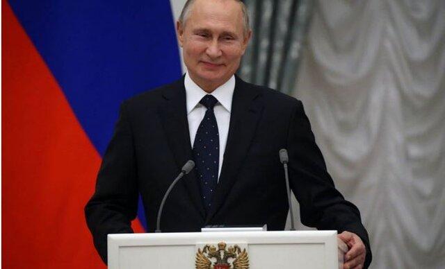 آمادگی پوتین برای اشتراک گذاشتن تجربیات کسب شده روسیه در سوریه