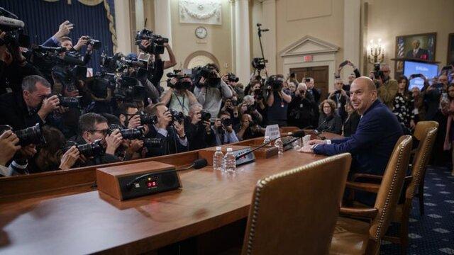 متهم شدن سفیر آمریکا در اتحادیه اروپا به سوءرفتار جنسی