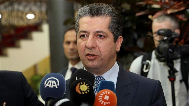 بارزانی: مخالف حضور پ.ک.ک در عراق هستیم