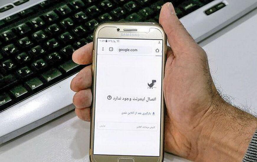 اینترنت در خوزستان و سیستان و بلوچستان همچنان قطع است