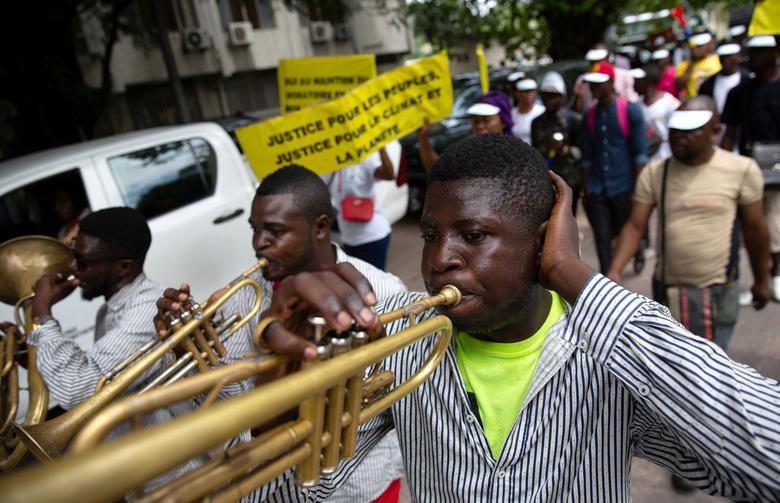 تظاهرات جهانی علیه تغییرات آب و هوایی
