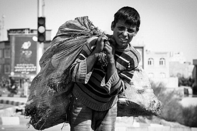 سازمان بهزیستی: 90 درصد کودکان خیابانی بیگانه هستند
