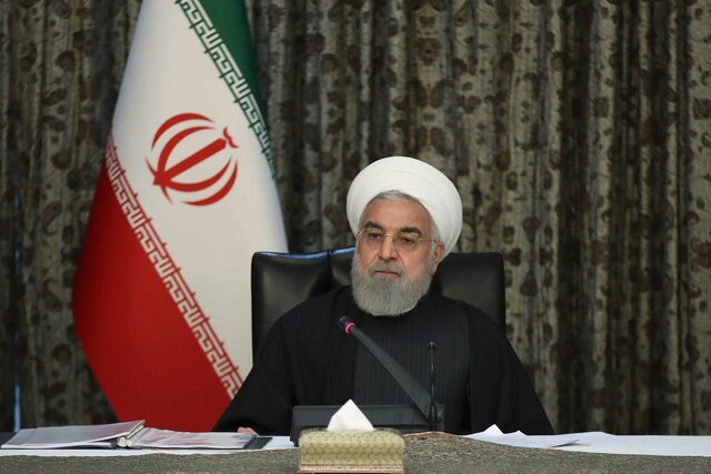 روحانی: از همه مسئولان خواهش میکنم، کمک کنند/ در این شرایط نباید جنگ سیاسی کنیم
