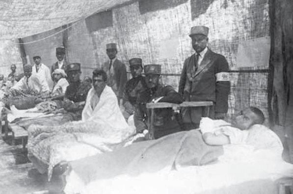 روایتهایی تاریخی از شیوع وبا در تهران