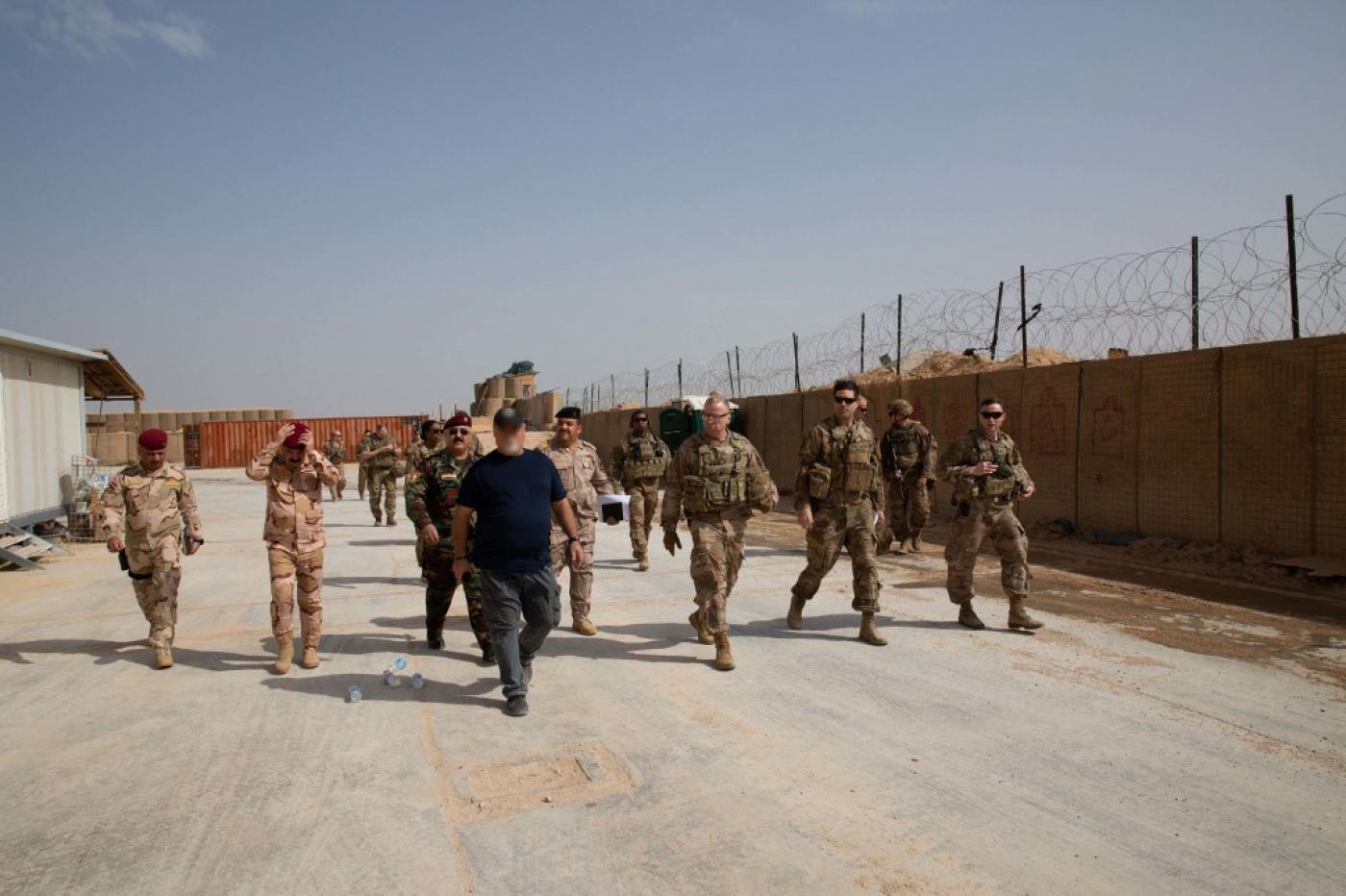 افزایش تحرکات مشکوک نظامی آمریکا در عراق
