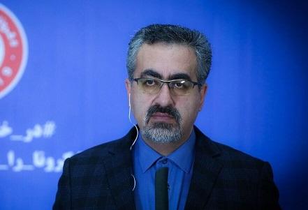 کیانوش جهانپور: ابتلای مجدد به کرونا در ایران گزارش نشده است/ مرگ 320 نفر به علت مسمومیت الکلی