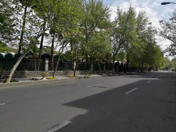 ناجا: مردم به هیچ تفرجگاه و بوستانی مراجعه نکردند