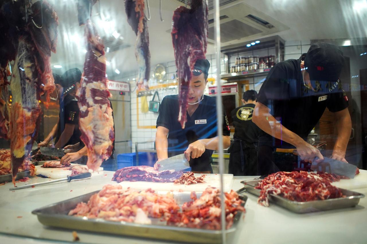 ممنوع کردن خوردن گوشت سگ و گربه در شنژن چین