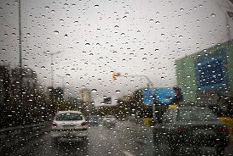 تهران امشب بارانی می شود