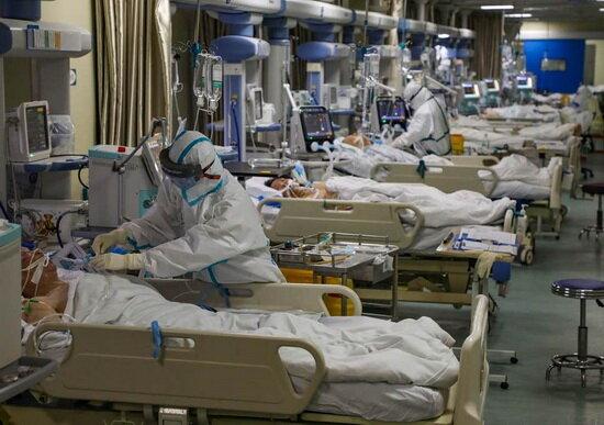 بیش از یک میلیون و ۱۱۷ هزار مبتلا به کرونا در جهان