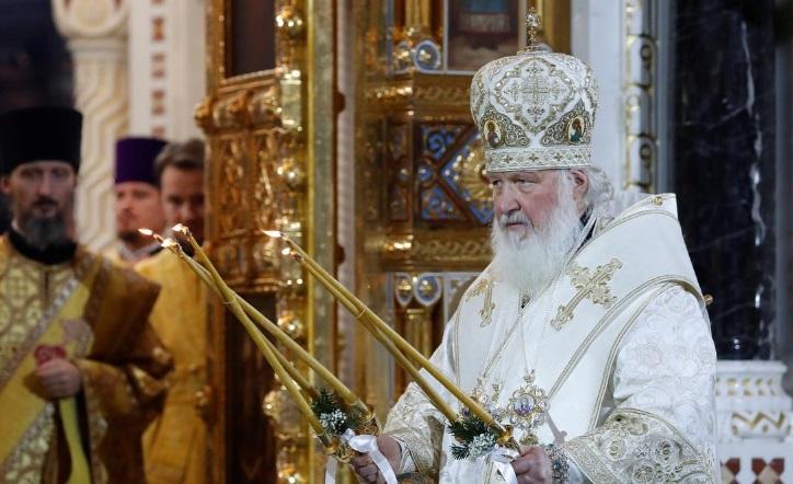 رهبر کلیسای پرقدرت ارتدکس در روسیه