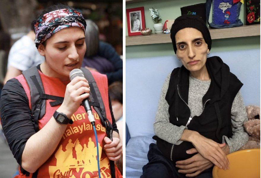 هلین بولک، خواننده «گروپ یوروم» ترکیه