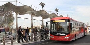 تست مثبت کرونای 40 نفر در اتوبوسرانی تهران