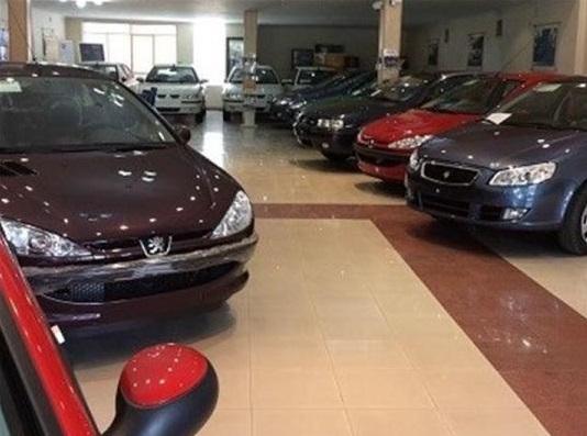 اتحادیه نمایشگاه داران خودرو: قیمت خودروها همان قیمت های پیش از عید است