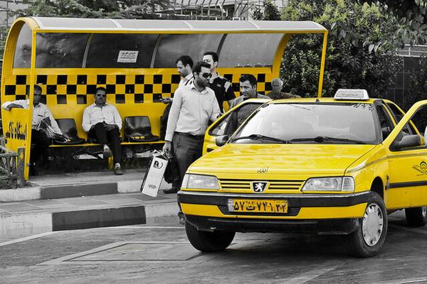 فوت ۳ راننده تاکسی بر اثر کرونا در تهران