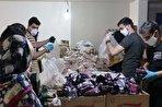 ۵۰ هزار بسته حمایتی برای مقابله با کرونا/ بینام و نشانهایی که فراموش نشدهاند (فیلم)