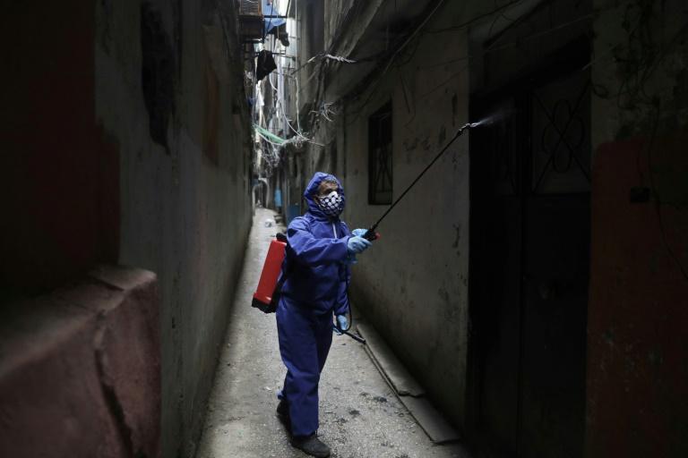 اردوگاه پناهندگی شتیلا در لبنان