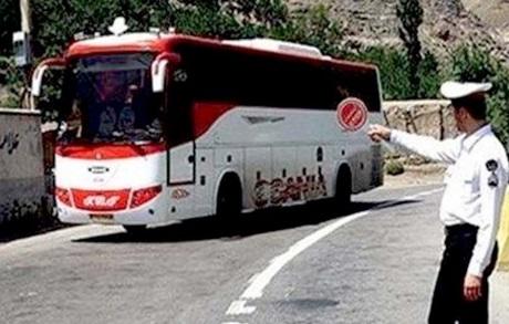 ابتلای تعدادی از رانندگان اتوبوسهای بین شهری به کرونا