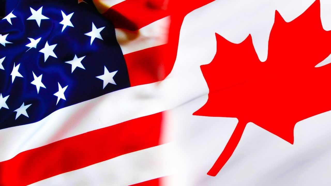 مقایسه کامل آمریکا و کانادا