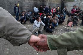 طرح جدید پلیس برای جمع آوری معتادان متجاهر