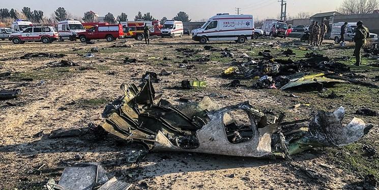 پرونده سقوط هواپیمای اوکراینی بازداشتی دارد