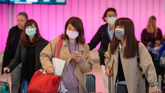 کروناویروس ۷ روز بر روی ماسک باقی میماند