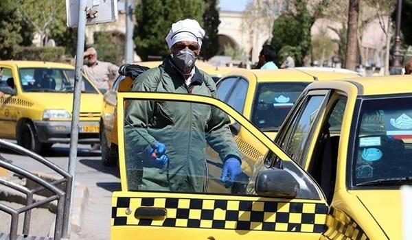 سوار کردن ۳ مسافر در صندلی عقب تاکسیها در تهران ممنوع شد