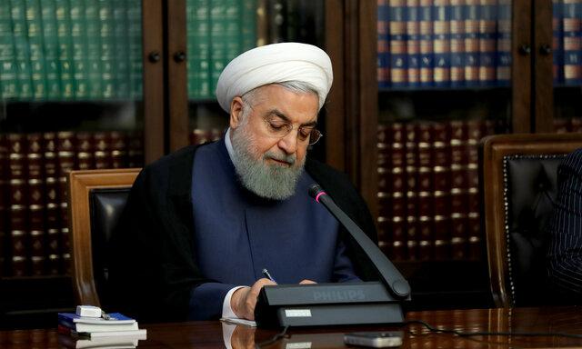 قدردانی رئیسجمهور از موافقت رهبر انقلاب با برداشت یک میلیارد یورو از صندوق توسعه ملی