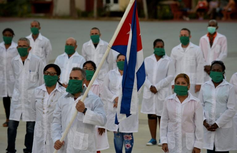 پزشکان کوبا