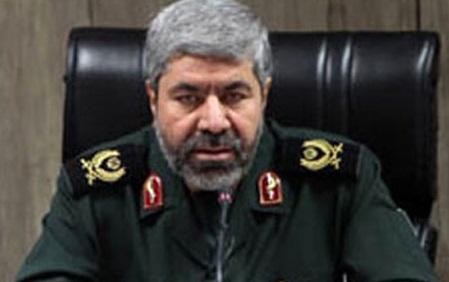 سخنگوی سپاه: نامه رئیس سابق بسیج، موضع سپاه نیست