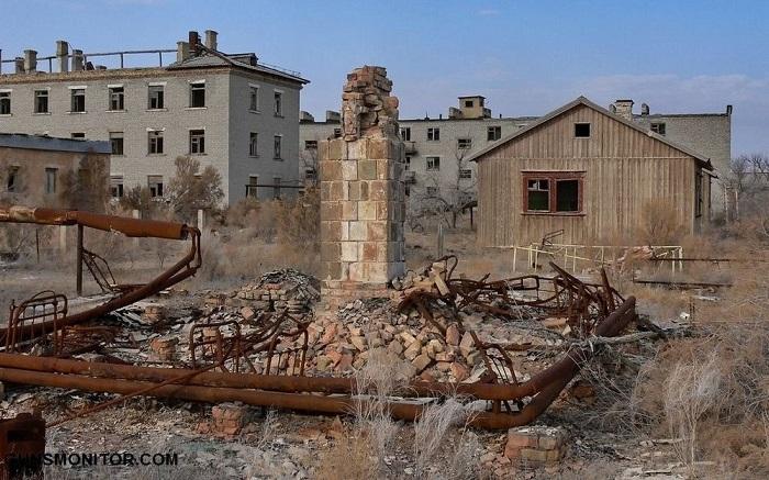 جزیره آزمایشگاهی شوروی؛ دردسری برای تمام دوران!(+تصاویر)
