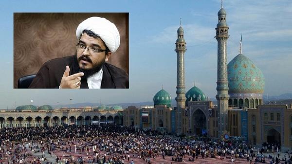 انسداد تمام مسیرهای ورودی به مسجد جمکران