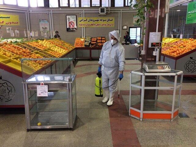 میادین و بازارهای میوه و ترهبار فردا باز هستند