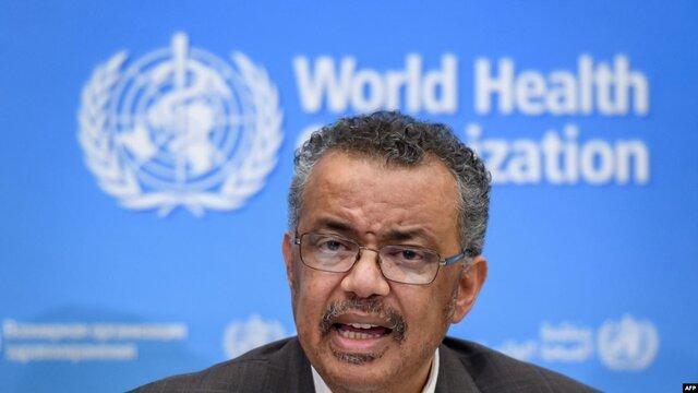 دبیرکل سازمان جهانی