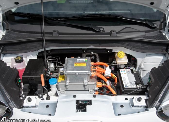 کِلِور؛ خودروی 8 هزار دلاری برقی از SAIC روانه بازار می شود(+تصاویر)