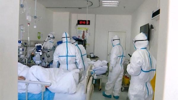 آمریکا رکورد مرگ روزانه بر اثر کرونا را در جهان ثبت کرد