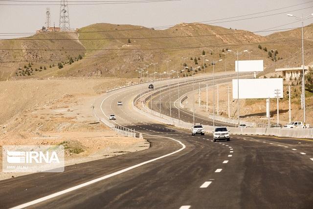 تردد شبانه در آزادراه تهران - شمال متوقف شد