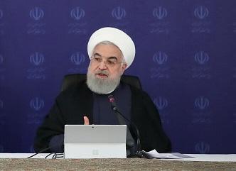 روحانی: طرح فاصلهگذاری هوشمند اجتماعی به صورت پلکانی اجرا میشود