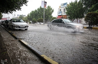 هشدار وقوع سیلاب در ۱۱ استان طی امروز و فردا