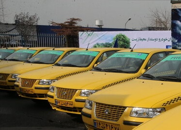 13 راننده تاکسی در تهران بر اثر ابتلا به کرونا جان باختند/ 302 راننده مبتلا شدند