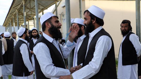آزادی سومین گروه از زندانیان طالبان در افغانستان