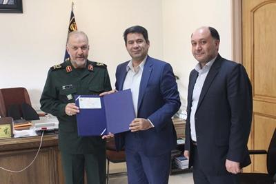 حمایت مالی بانک رفاه از ستاد مقابله با کرونا استان اصفهان