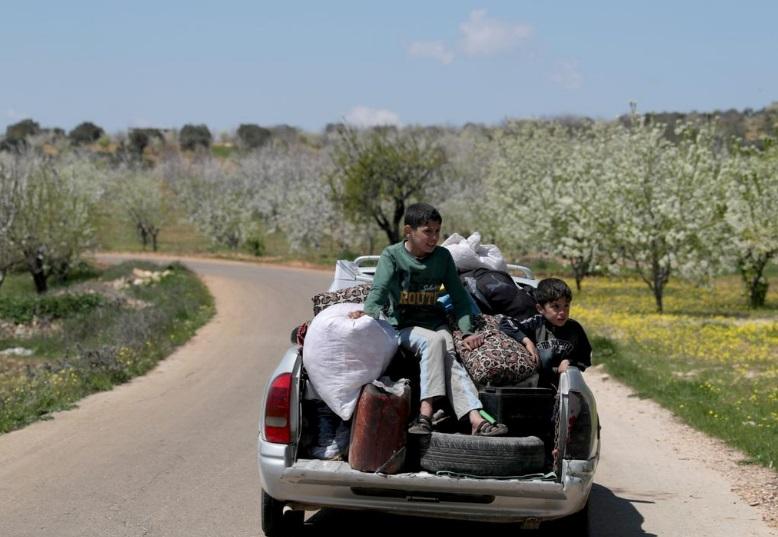 اوارگان سوریه کرونا