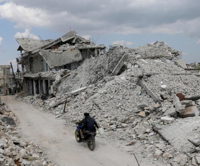 زندگی در مناطق جنگی به دلیل کرونا