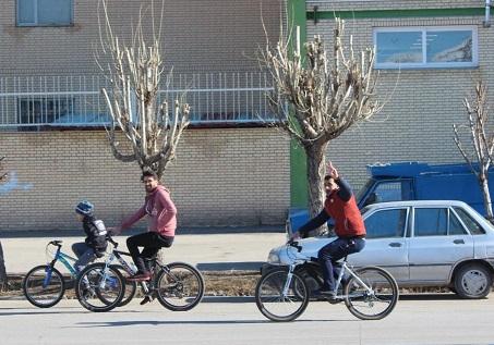 اهدای ۱۱ هزار کارت اشتراک دوچرخه به دانشجویان تهرانی