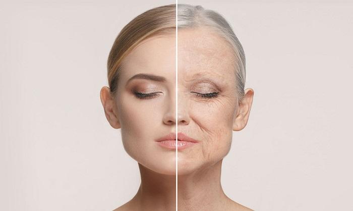 پوست در مسیر افزایش سن!