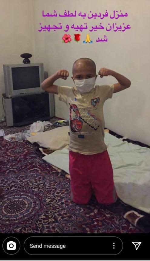 این کودکان چند سال است در قرنطینهاند/ کمپین تئاتریها برای بیماران نادر خونی