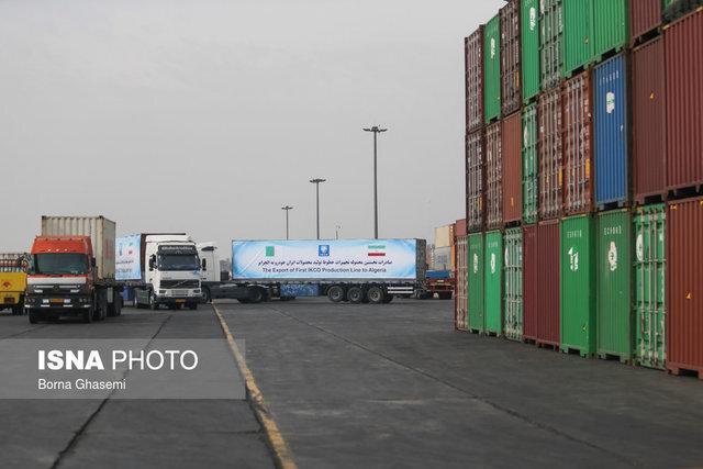 گمرک: صادرات ۳ برابر واردات در ایام کرونا