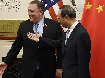 انتقاد پمپئو از نوع مدیریت چین در برخورد با کرونا